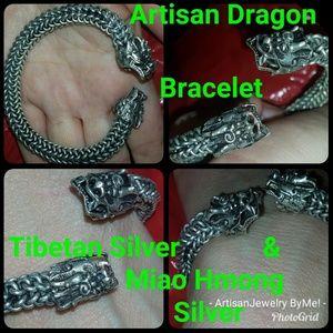 Jewelry | Quartz W Pyrite Pearls Sterling Silver Bracelet